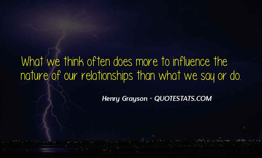 Henry Grayson Quotes #1082863