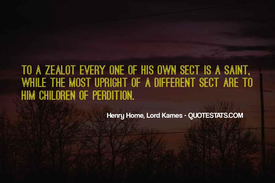 Henry Home, Lord Kames Quotes #1085424