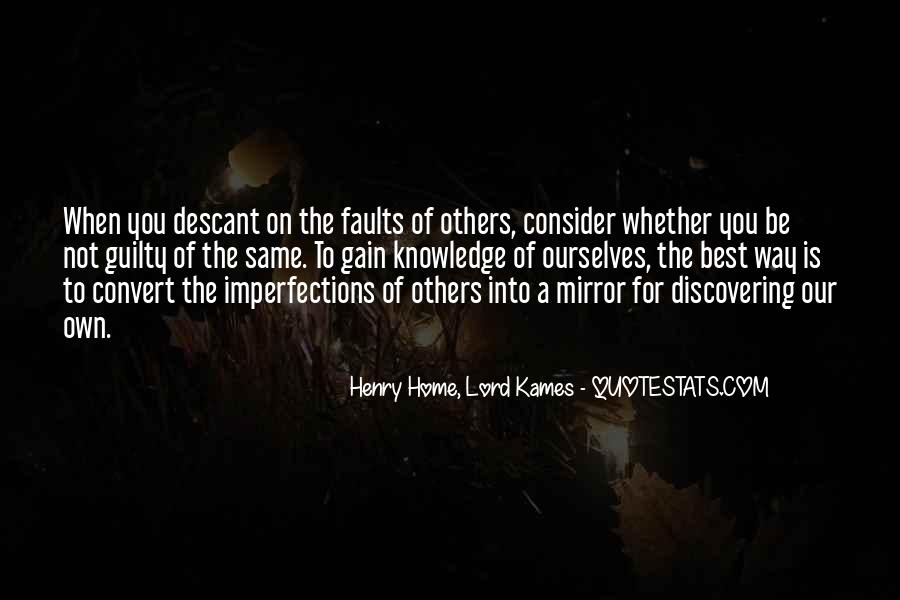 Henry Home, Lord Kames Quotes #1143977