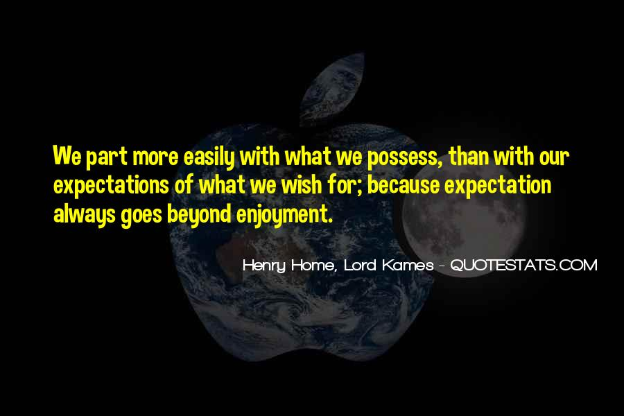 Henry Home, Lord Kames Quotes #116530