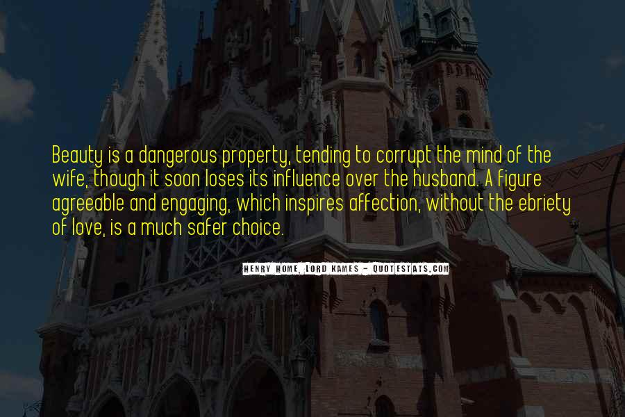 Henry Home, Lord Kames Quotes #1537570