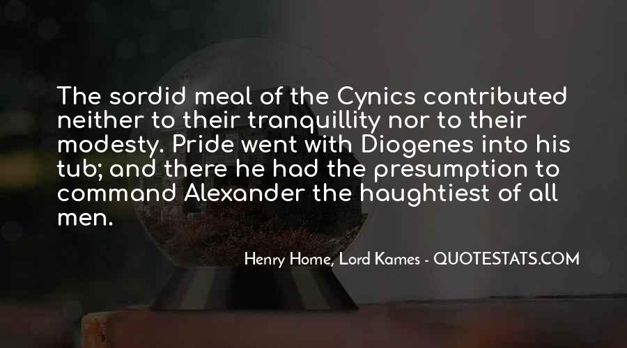 Henry Home, Lord Kames Quotes #1776309
