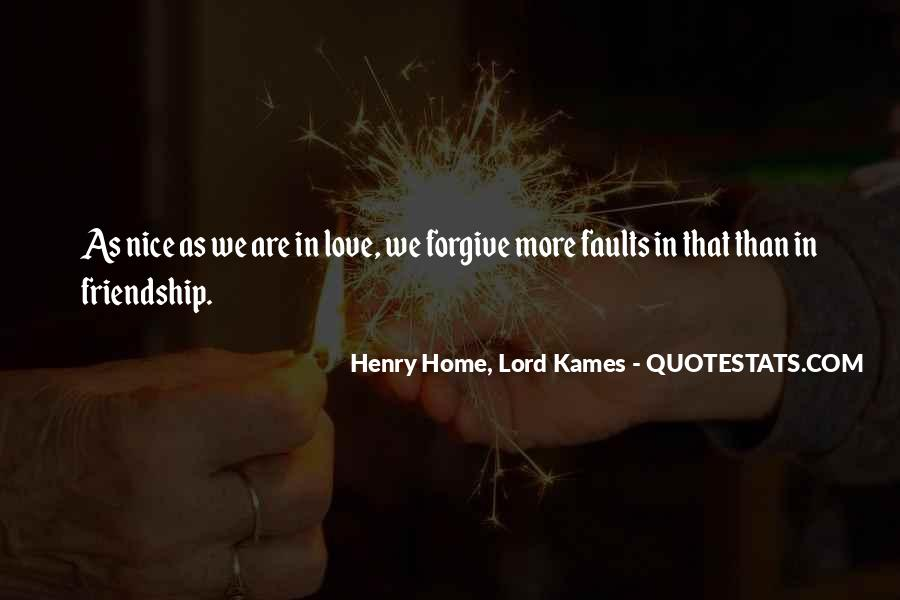 Henry Home, Lord Kames Quotes #647693