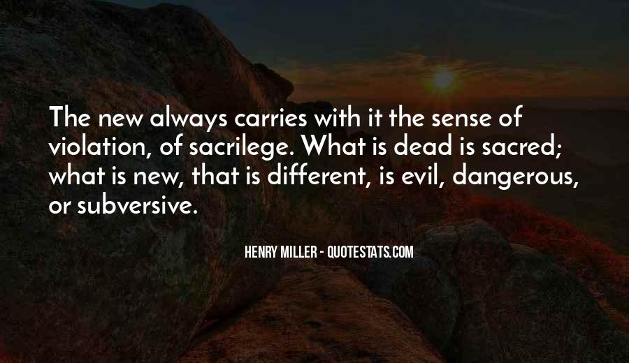 Henry Miller Quotes #1121535