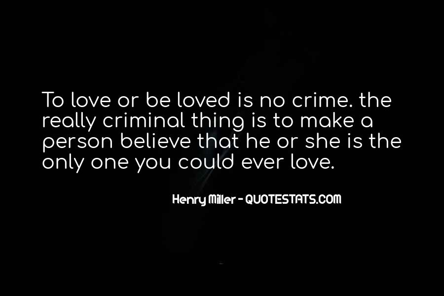 Henry Miller Quotes #1203737
