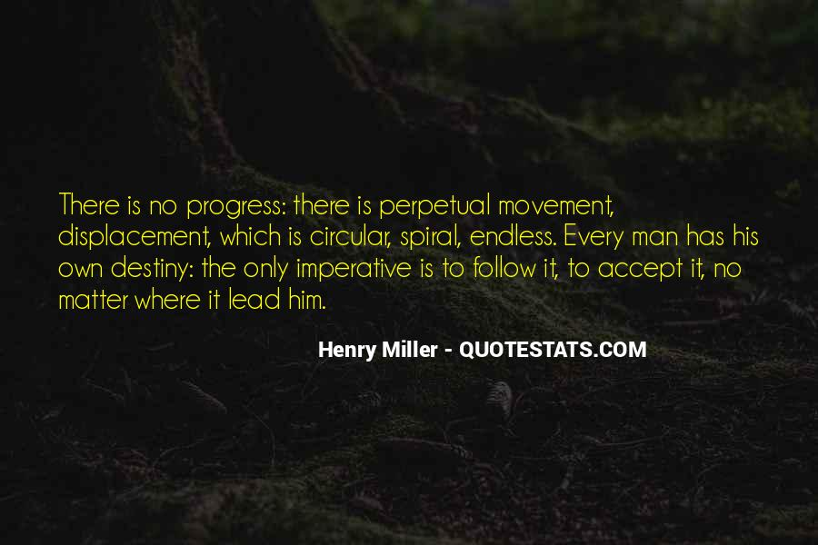 Henry Miller Quotes #1276142