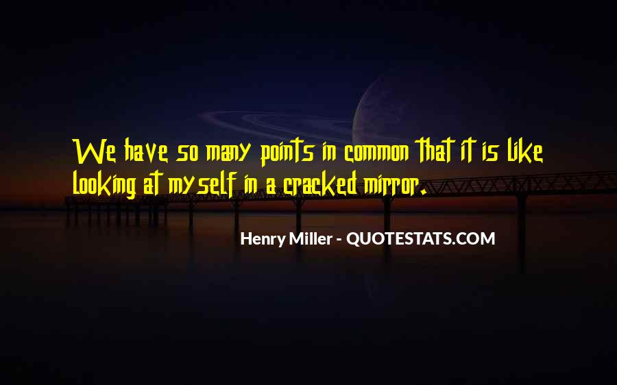 Henry Miller Quotes #1365050
