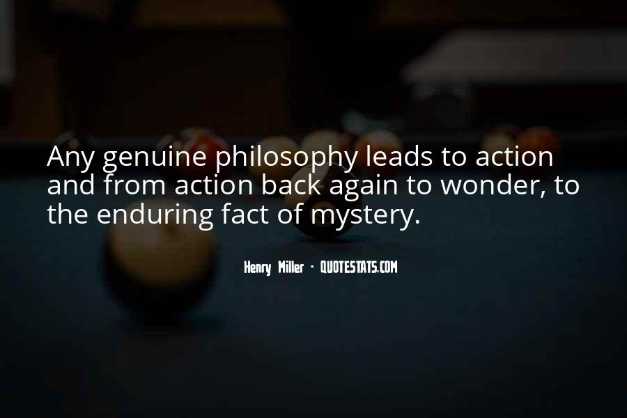 Henry Miller Quotes #1389963