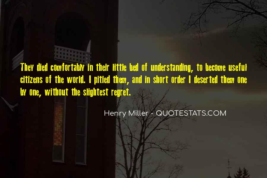 Henry Miller Quotes #1542054