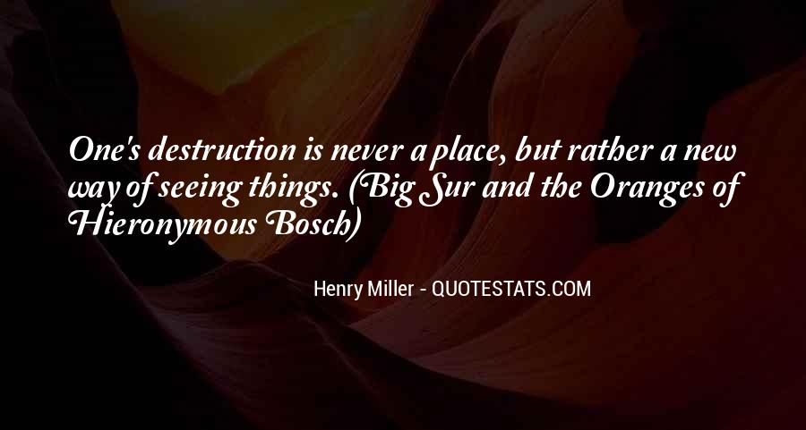Henry Miller Quotes #1555873