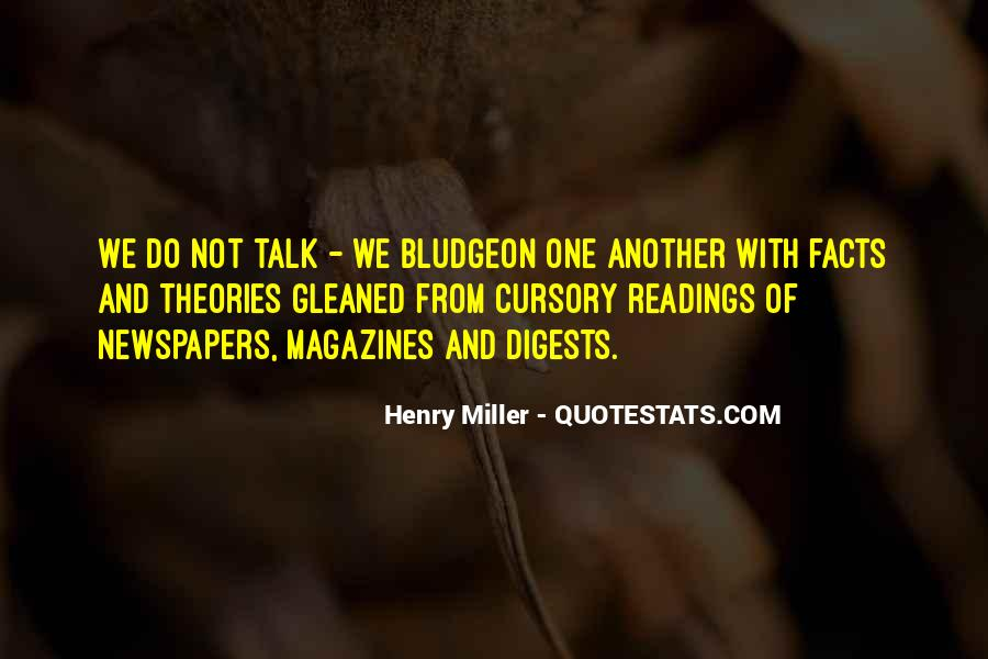 Henry Miller Quotes #1561448