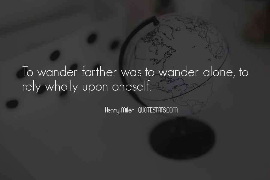Henry Miller Quotes #1587843