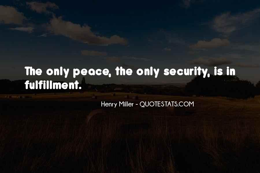 Henry Miller Quotes #1650051