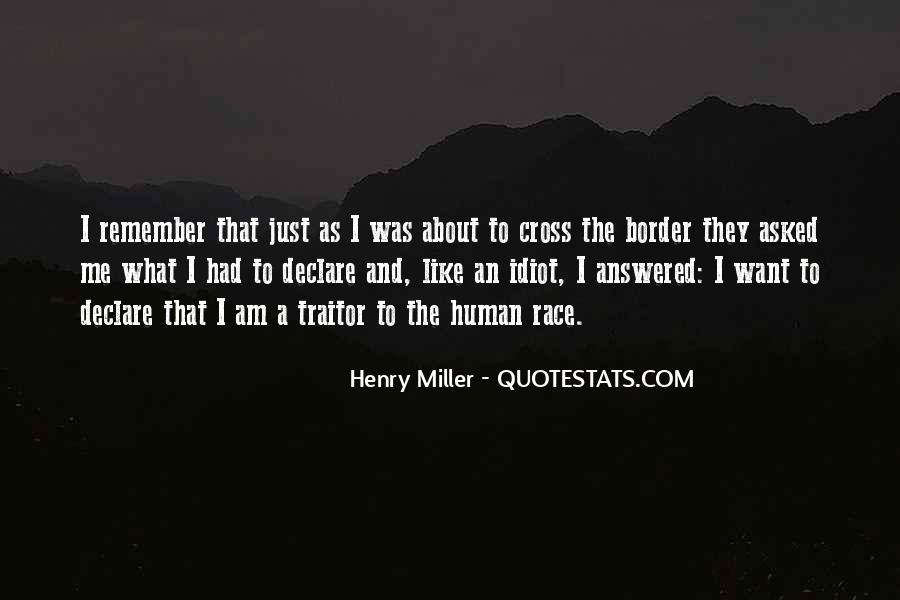 Henry Miller Quotes #1662893