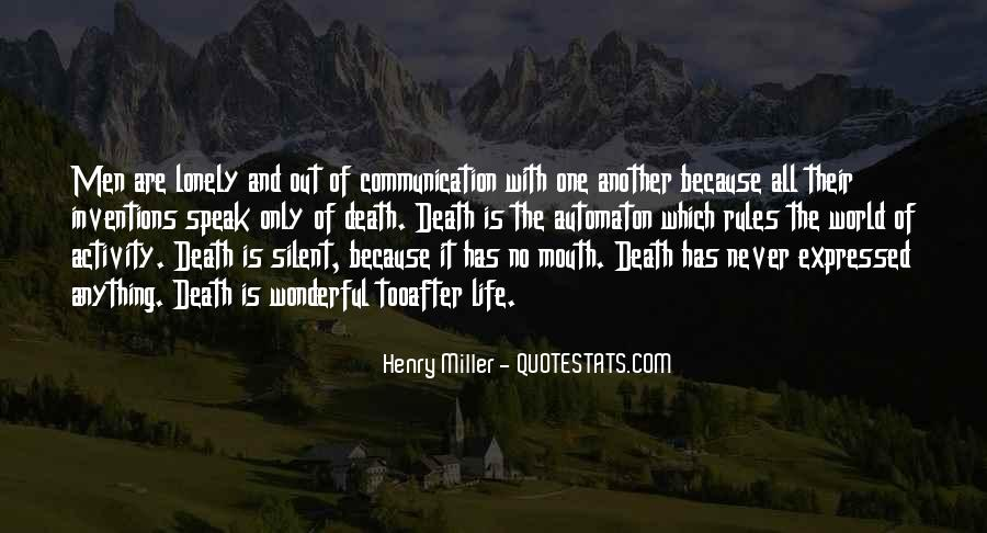 Henry Miller Quotes #1725657