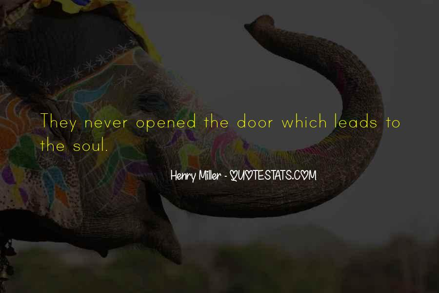 Henry Miller Quotes #1731658