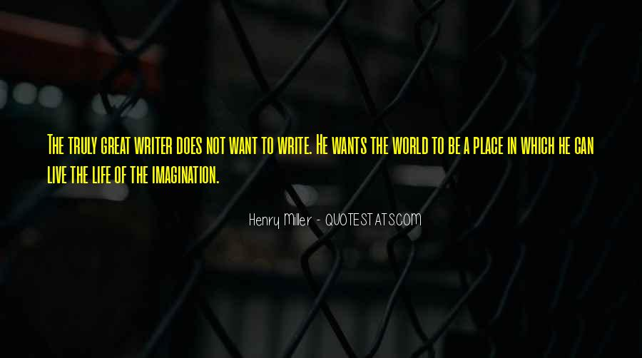 Henry Miller Quotes #1816514