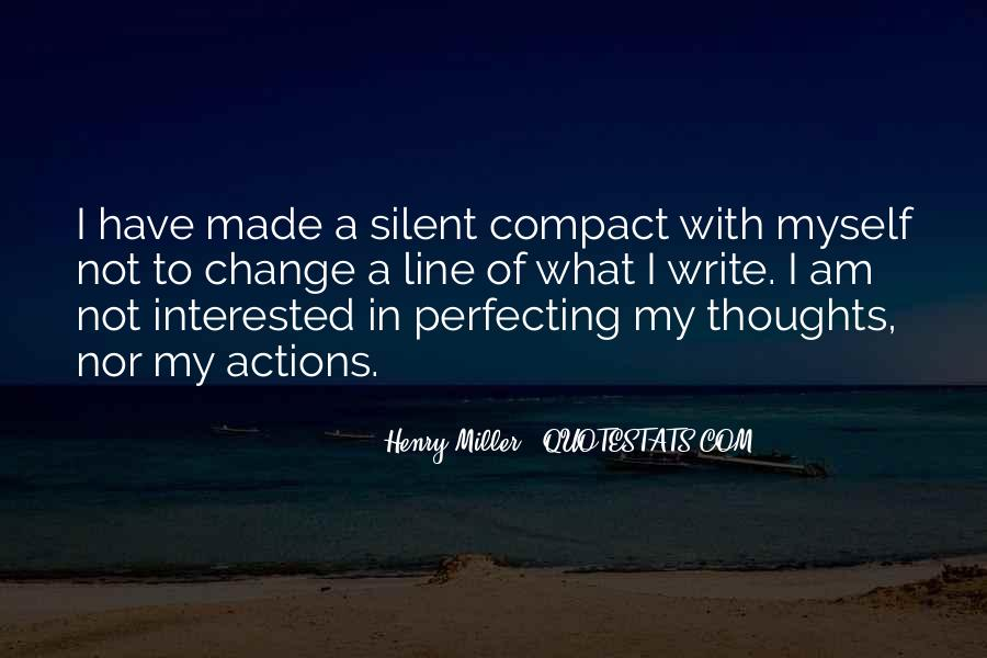 Henry Miller Quotes #1816737