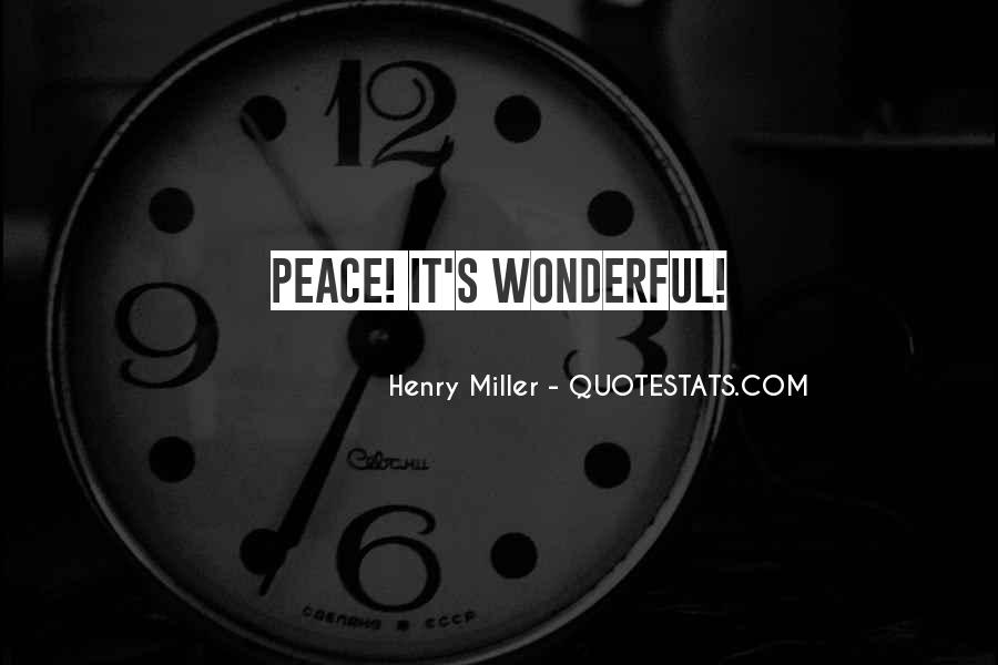 Henry Miller Quotes #1825887