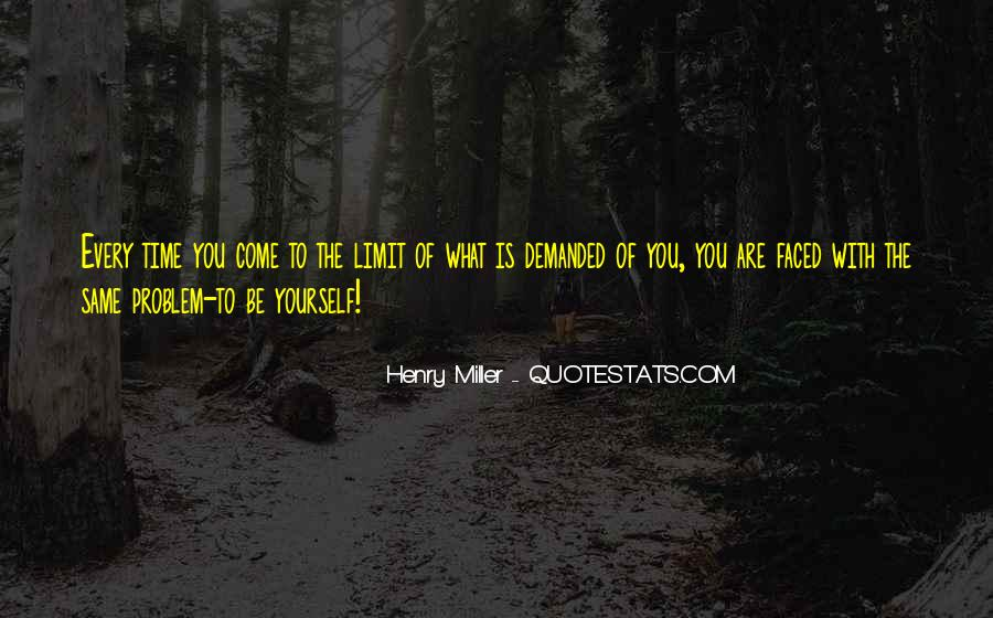 Henry Miller Quotes #1832440
