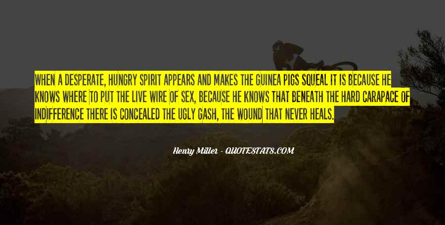 Henry Miller Quotes #425950