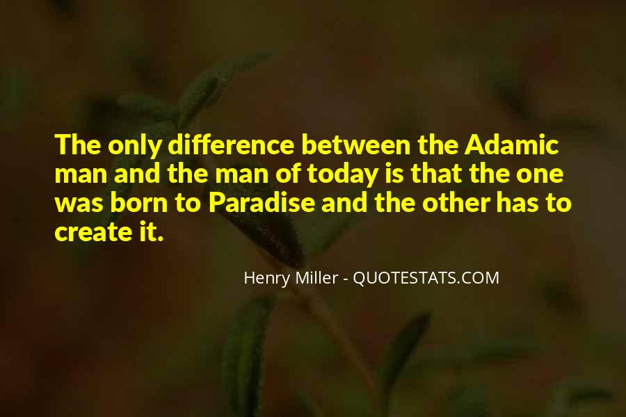 Henry Miller Quotes #52582