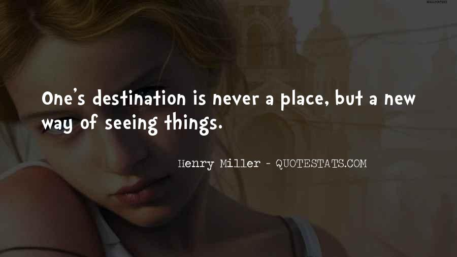 Henry Miller Quotes #725803