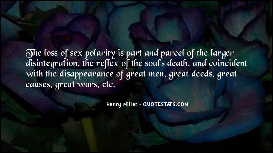 Henry Miller Quotes #884191
