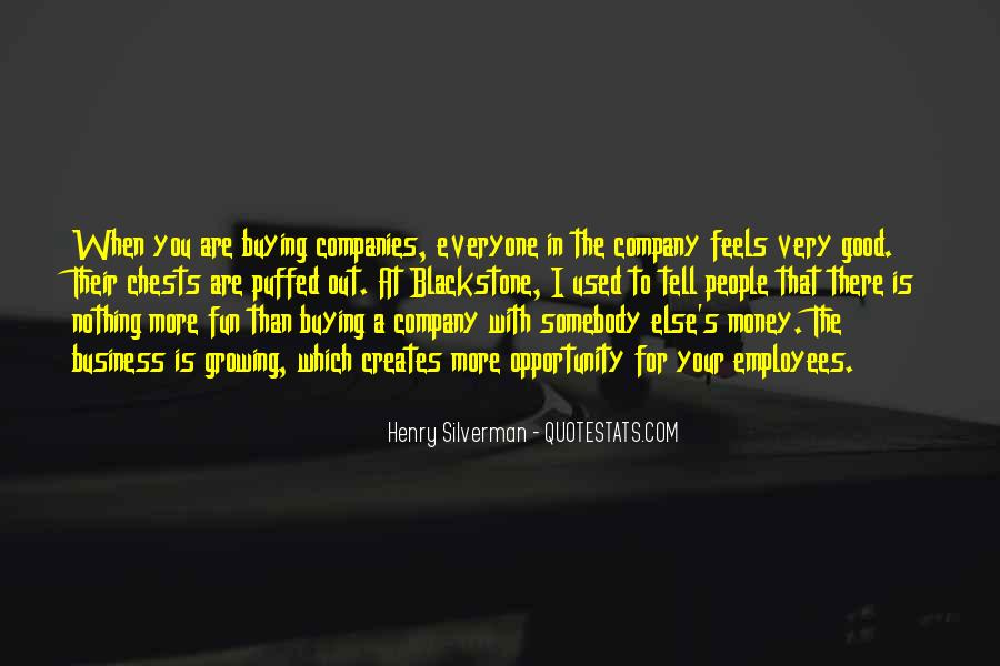 Henry Silverman Quotes #932979