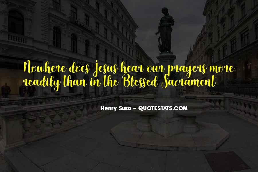 Henry Suso Quotes #1453380