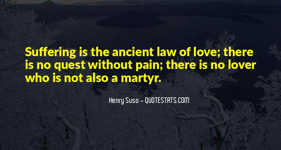 Henry Suso Quotes #709186