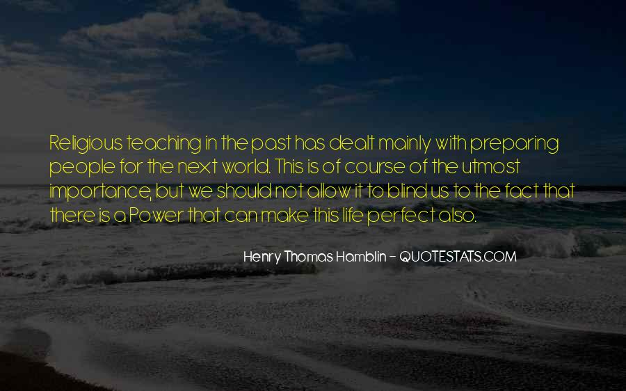 Henry Thomas Hamblin Quotes #1496109