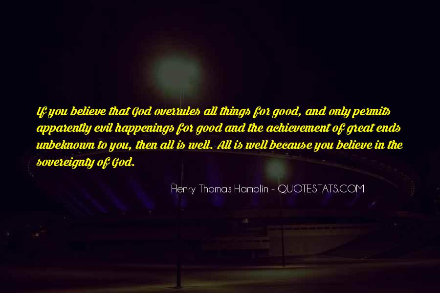 Henry Thomas Hamblin Quotes #192851