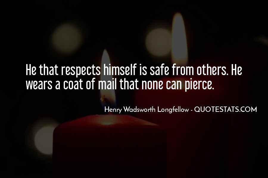 Henry Wadsworth Longfellow Quotes #1075157