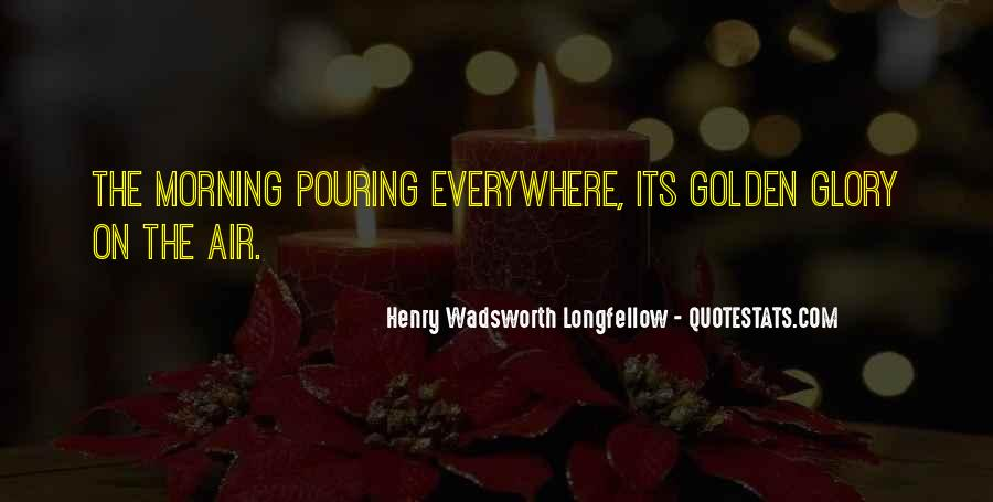 Henry Wadsworth Longfellow Quotes #1153978