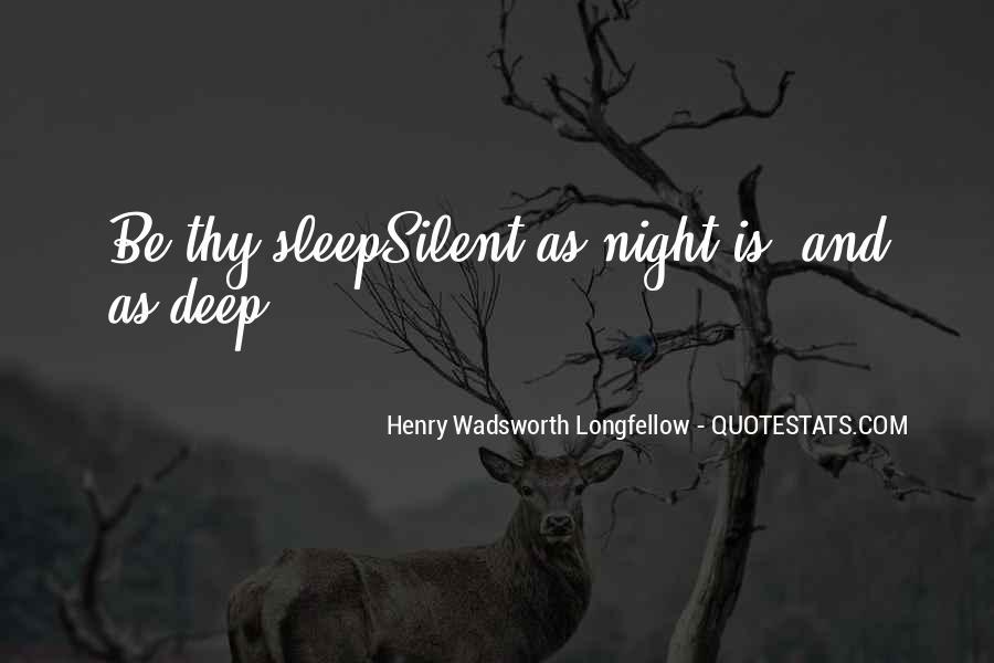 Henry Wadsworth Longfellow Quotes #1288063