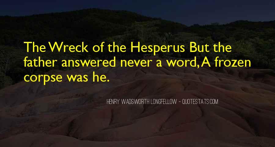 Henry Wadsworth Longfellow Quotes #1306352