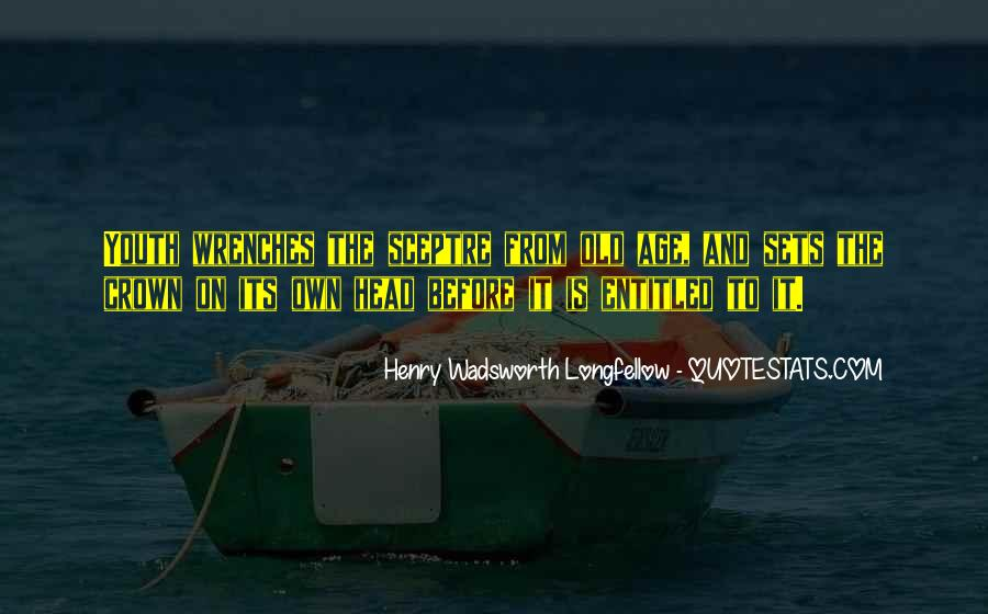 Henry Wadsworth Longfellow Quotes #1345296
