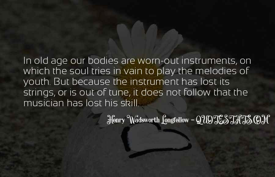 Henry Wadsworth Longfellow Quotes #1355935