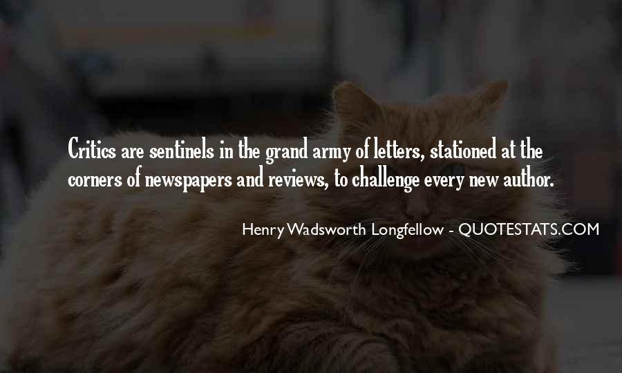 Henry Wadsworth Longfellow Quotes #1406231