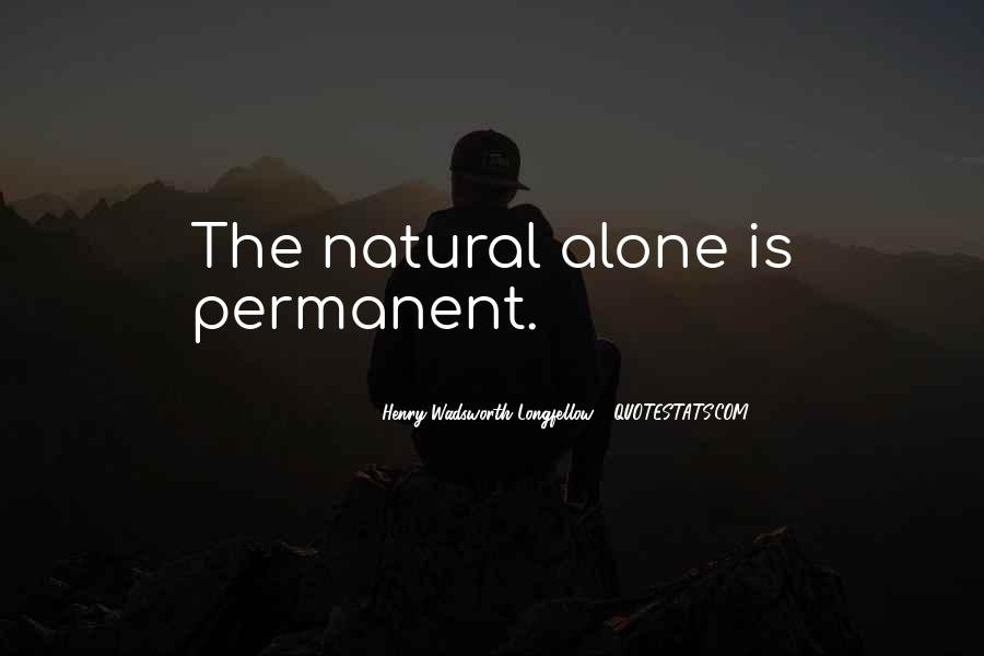 Henry Wadsworth Longfellow Quotes #1440299