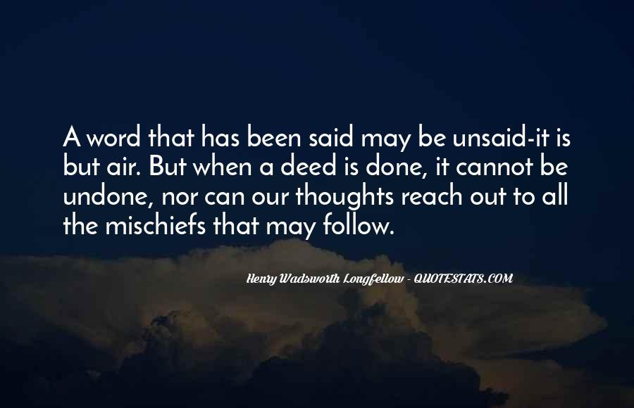 Henry Wadsworth Longfellow Quotes #1465005