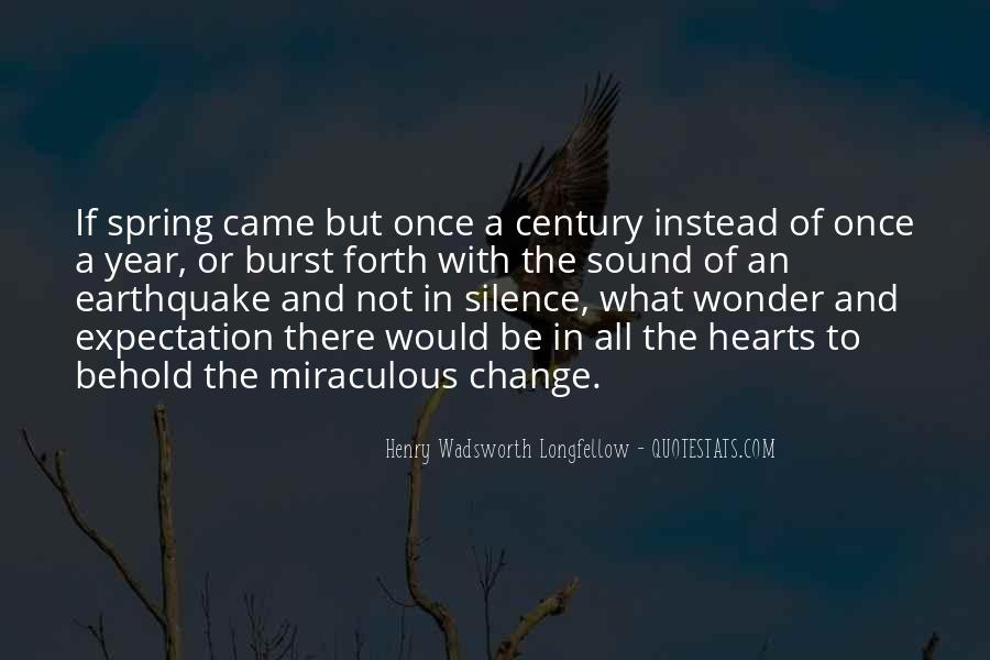 Henry Wadsworth Longfellow Quotes #1499455