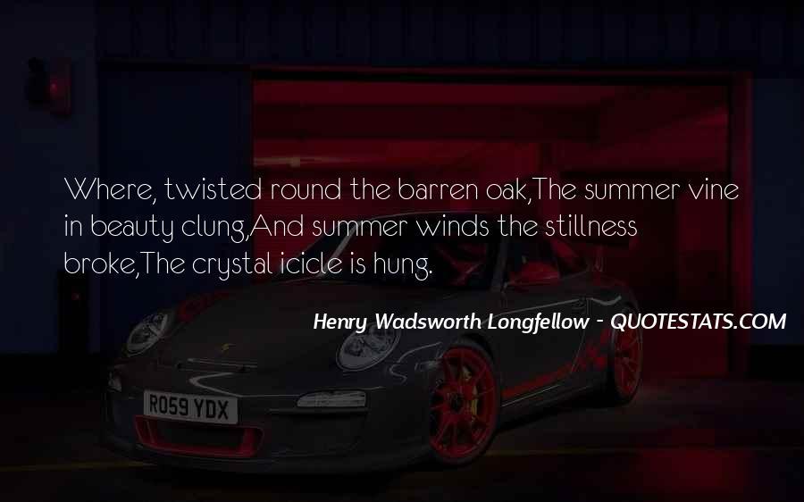Henry Wadsworth Longfellow Quotes #1504717