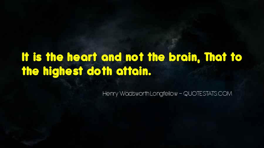 Henry Wadsworth Longfellow Quotes #1537526