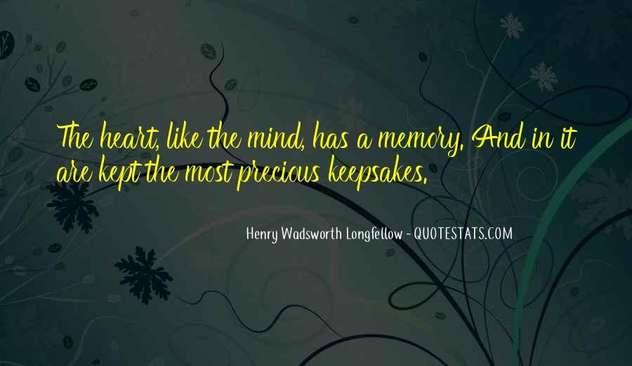 Henry Wadsworth Longfellow Quotes #1553634