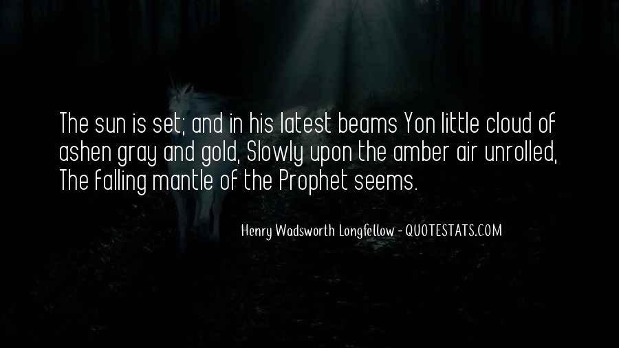 Henry Wadsworth Longfellow Quotes #1716881
