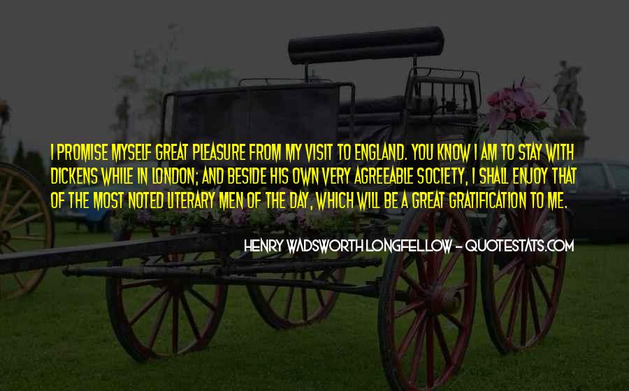Henry Wadsworth Longfellow Quotes #1764784