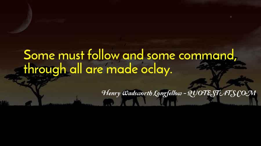 Henry Wadsworth Longfellow Quotes #1811288