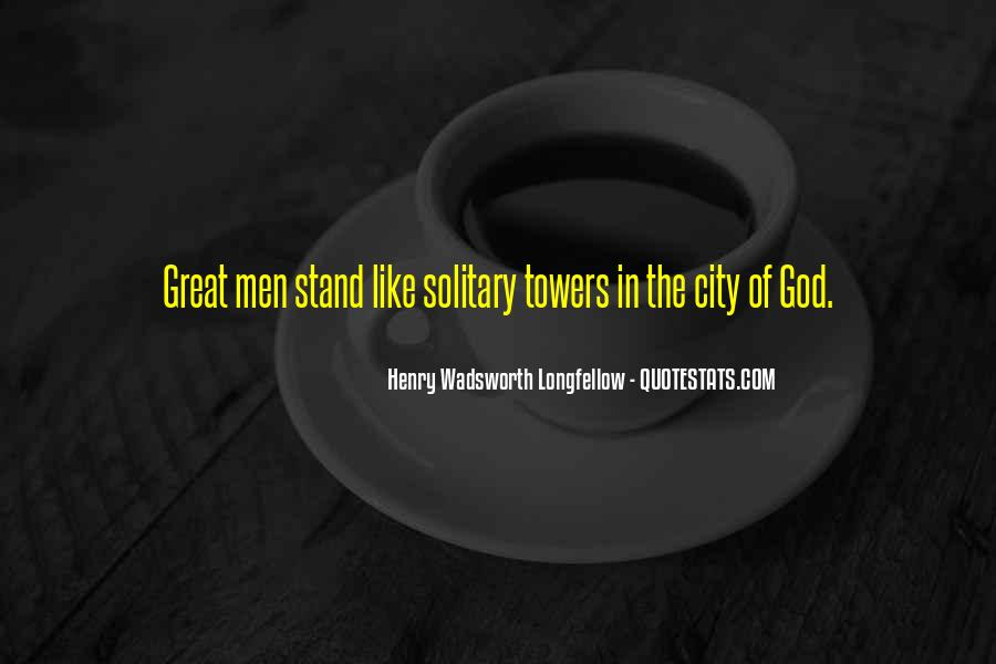 Henry Wadsworth Longfellow Quotes #238382